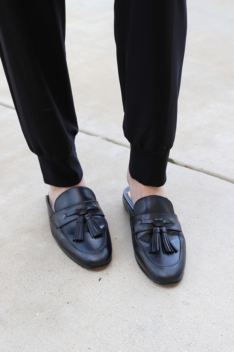 these paris tassel loafers are comfortable, chic and affordable. They are my favorite flats of the season!