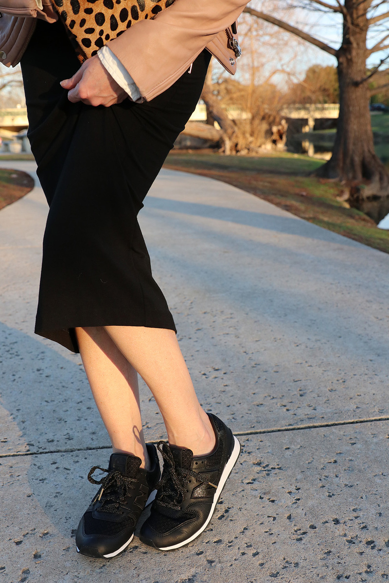 black and gold new balance sneakers sold exclusively at neiman marcus, These are incredibly chic and comfortable and will make trying the athleisure trend a cinch