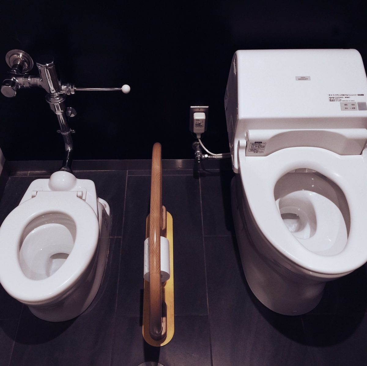amazing japanese toilets with built in bidets and seat cleaners, most amazing toilets in the world