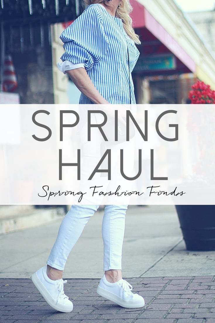 Spring fashion finds by erin busbee, digital influencer, blogger and fashion youtuber in san antonio, texas