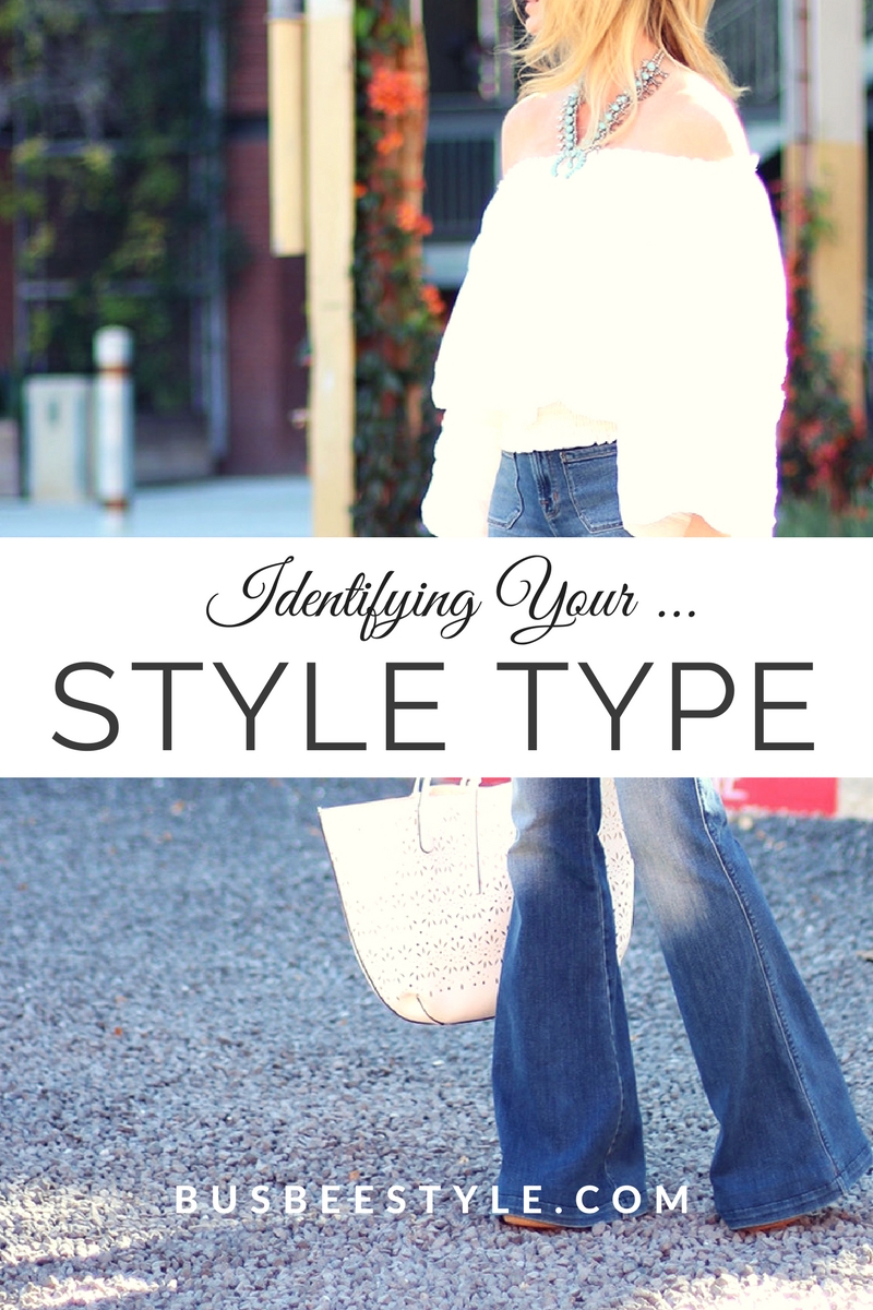 How to identify your style type with erin busbee of busbeestyle.com, fashion blogger and youtuber