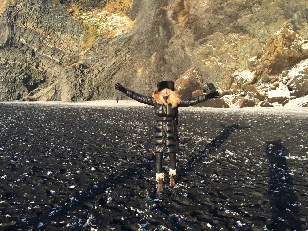 Planning a trip to Iceland | Reynisfjara Beach in Vix, what to wear and what to pack