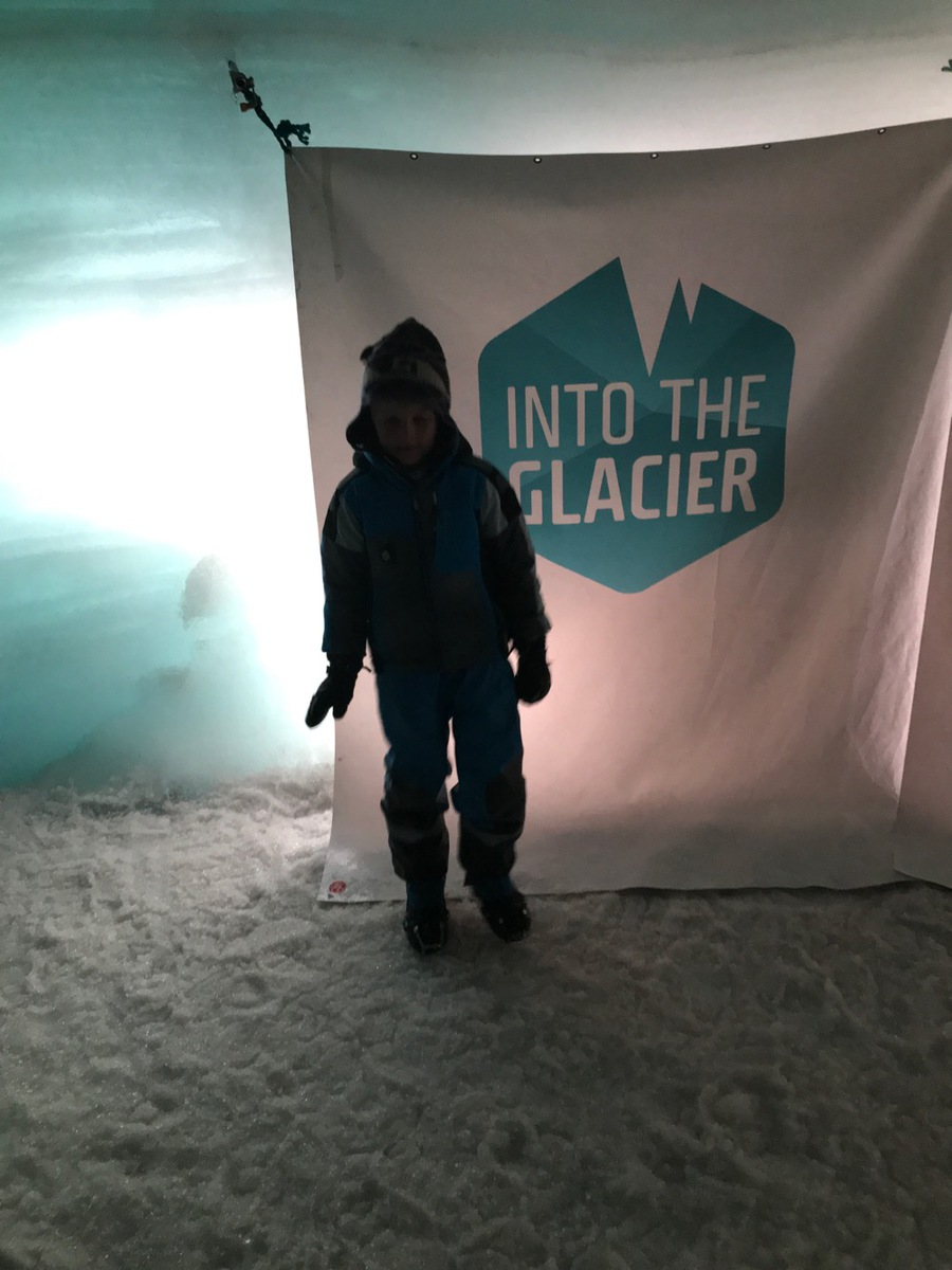 """Planning a trip to Iceland featuring """"into the Glacier"""" hike inside a glacier in Iceland"""