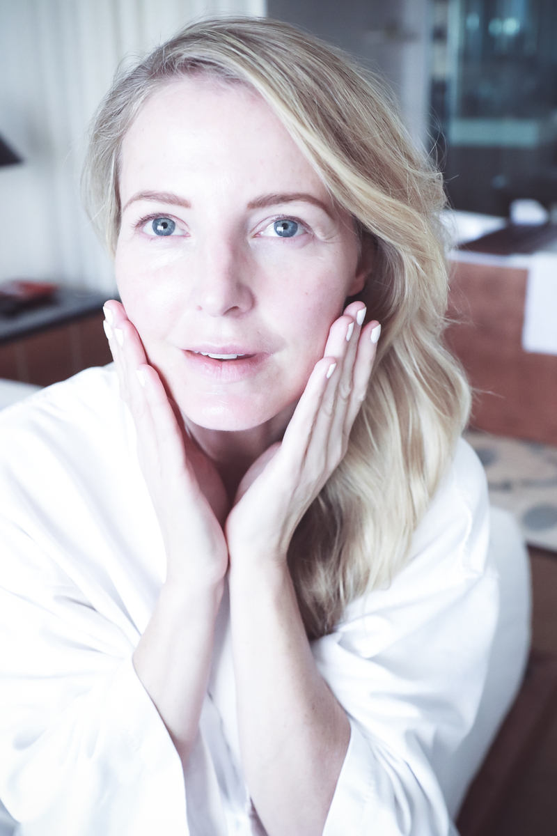 flawless skin, featuring Charlotte Tilbury magic cream from Nordstrom
