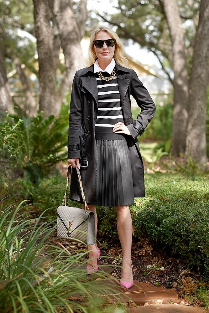 how to start a blog, with fashion blogger over 40, Erin Busbee of busbeestyle.com