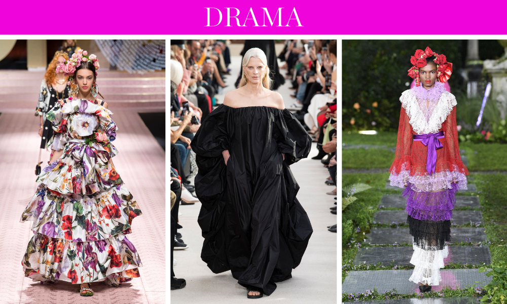 Spring Trends for 2019 by fashion blogger Erin Busbee of BusbeeStyle.com including dramatic everything