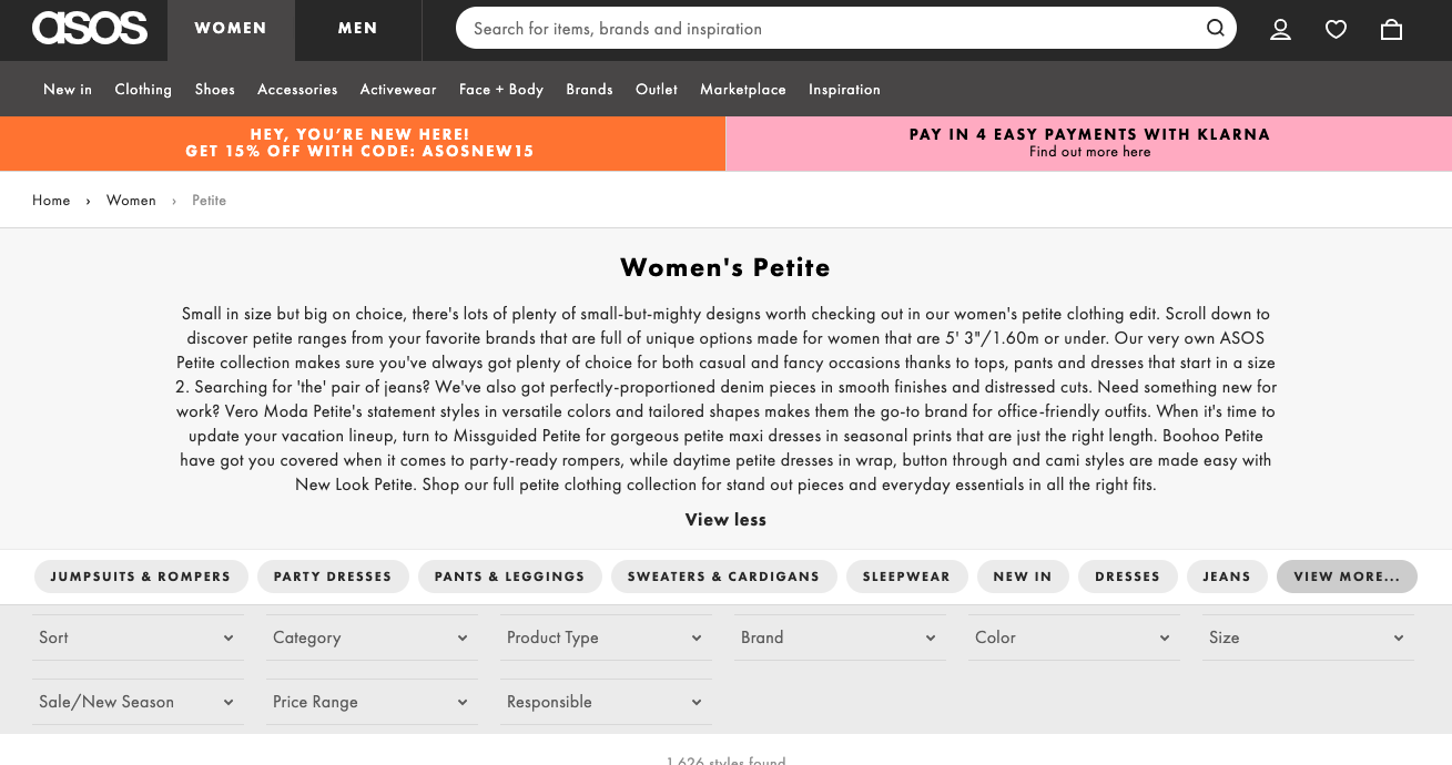 Best brands for petite women, Fashion blogger Erin Busbee of BusbeeStyle.com sharing 5 great brands to shop for petite women including Asos Petite
