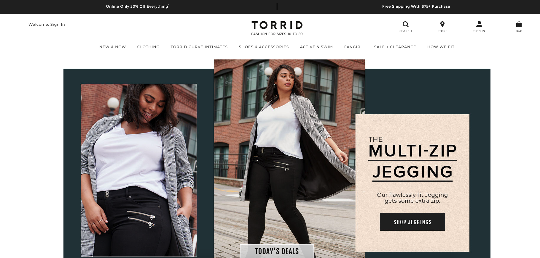 Plus-Size Brands, Fashion blogger Erin Busbee of BusbeeStyle.com sharing the best brands for curvy women including Torrid