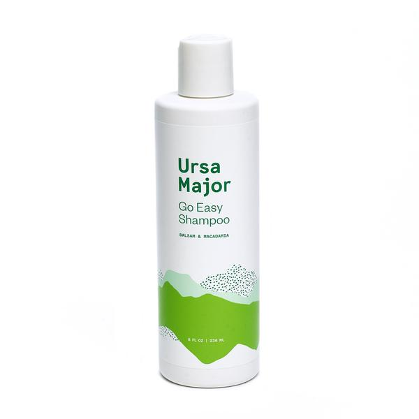 Best Natural Shampoos, Erin Busbee of Busbee Style sharing the best natural shampoo including Ursa Major