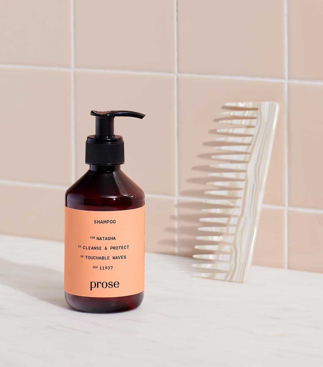 Best Natural Shampoo Brands, Erin Busbee of Busbee Style sharing the best natural shampoo brands including the cutomizable brand Prose