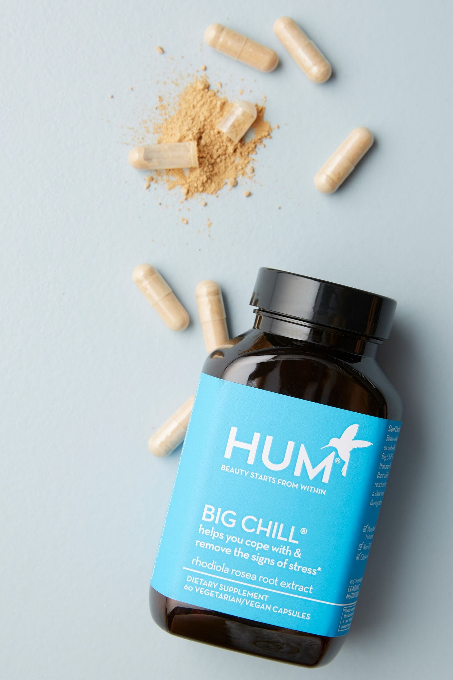 combat menopause on the go, big chill vitamins by HUM