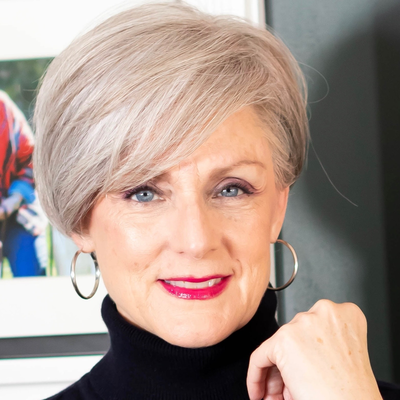 Best Influencers Over 40, Including Beth Djalali of Style at a Certain Age