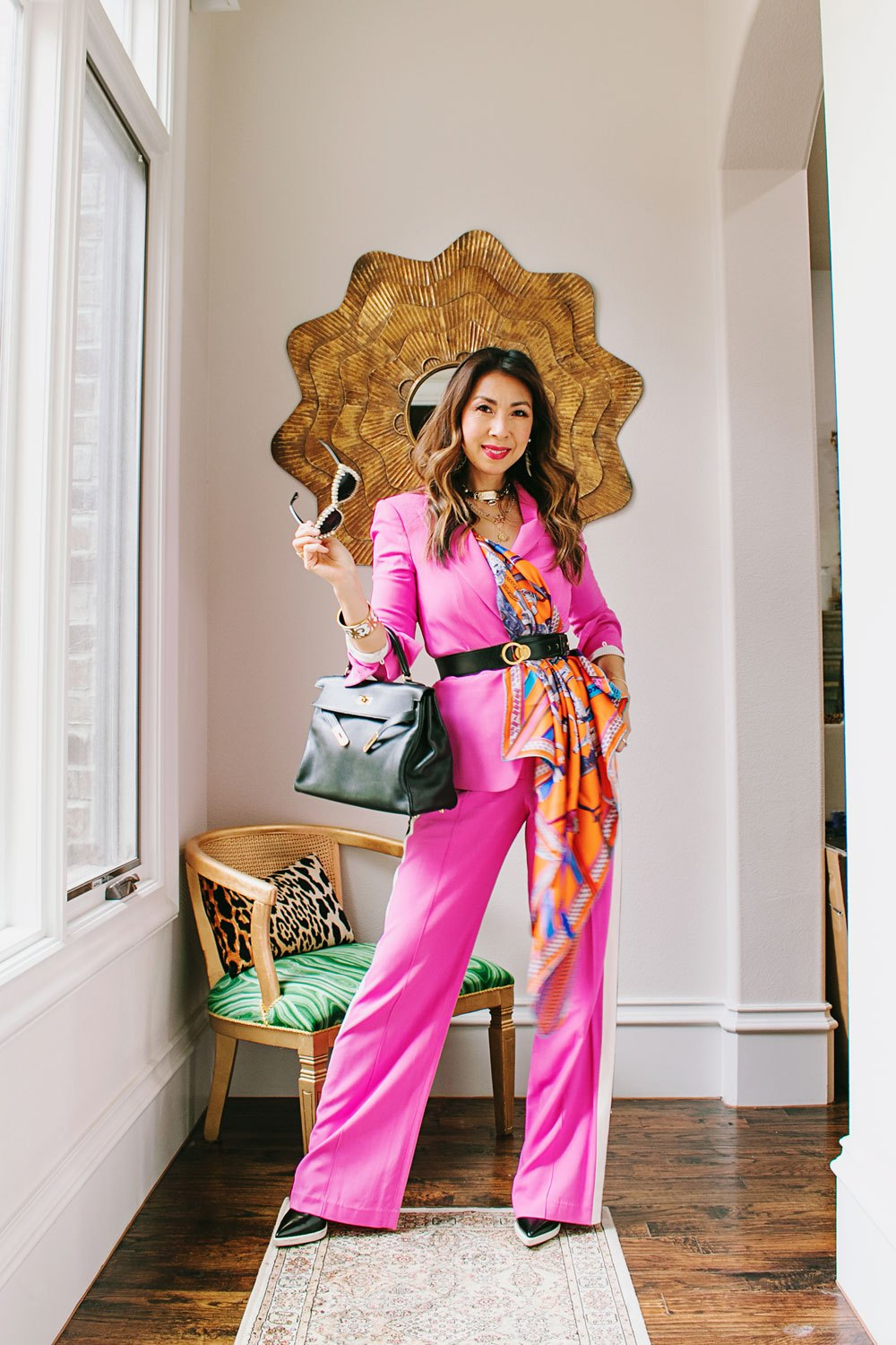Best Influencers Over 40, Including Samantha Stewart from Style Of Sam