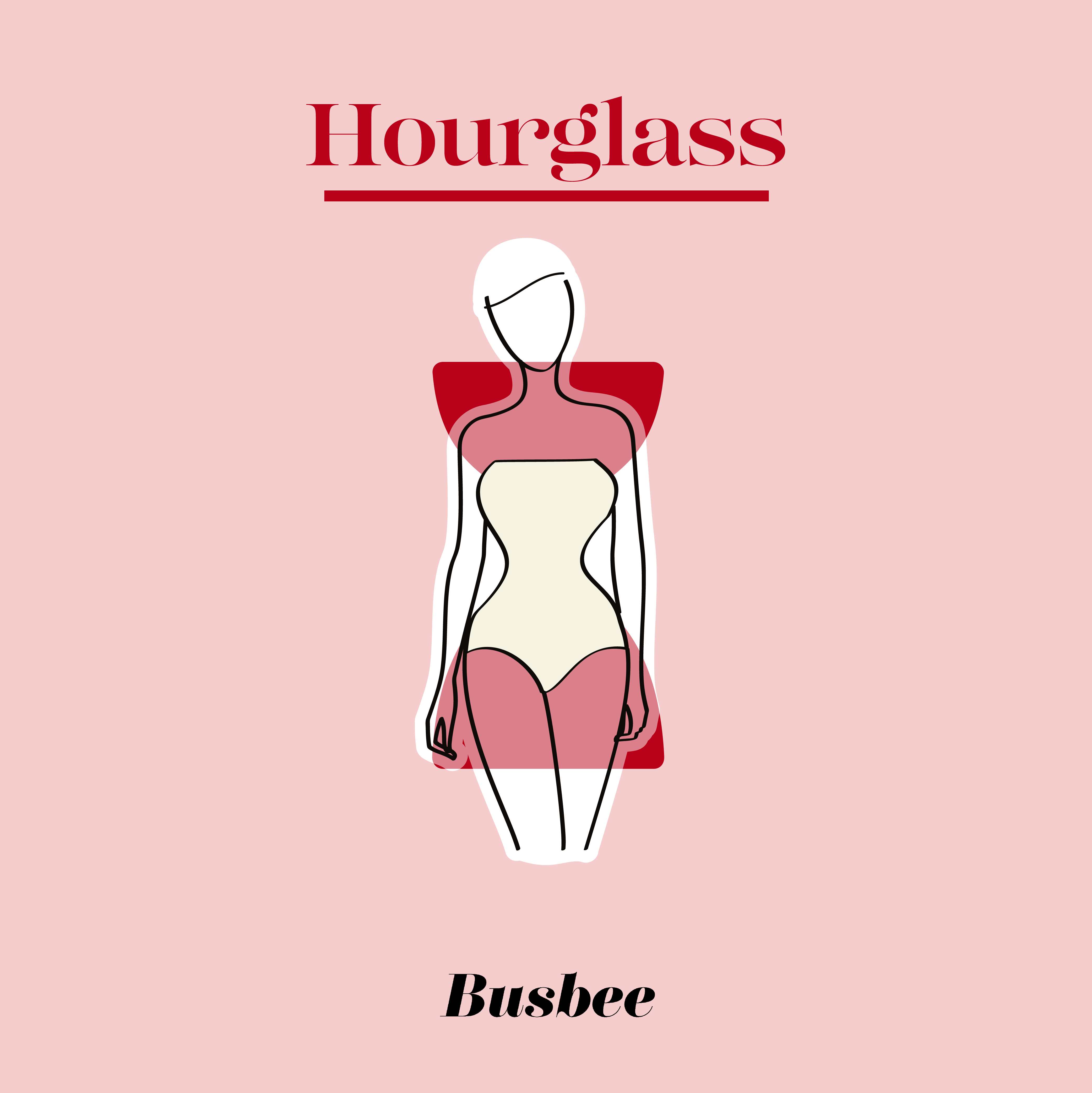 how to dress an hourglass body shape, Erin Busbee of Busbee sharing styling tips for a hourglass body shape