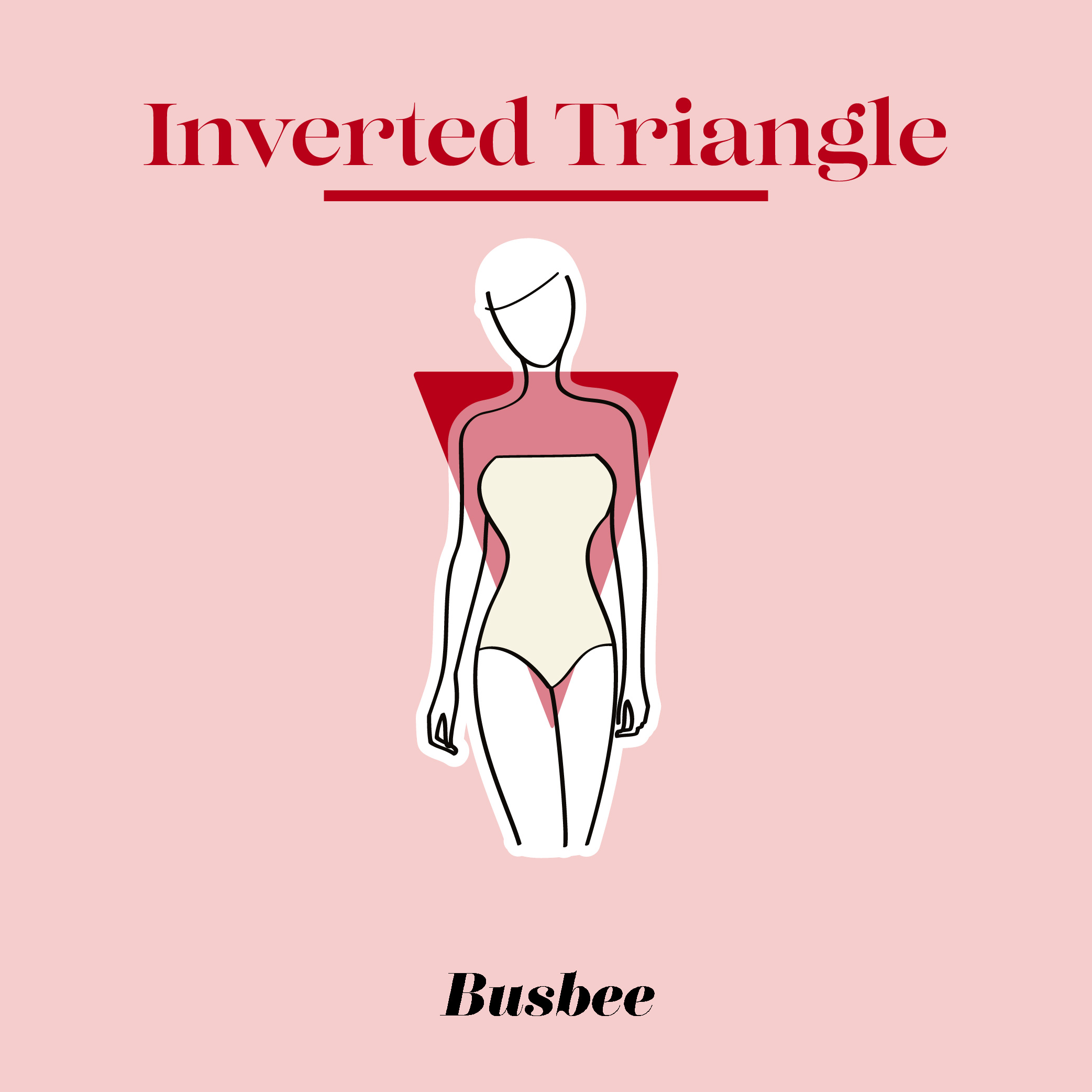 how to dress an inverted triangle body shape, Erin Busbee of Busbee sharing styling tips for an inverted triangle body shape