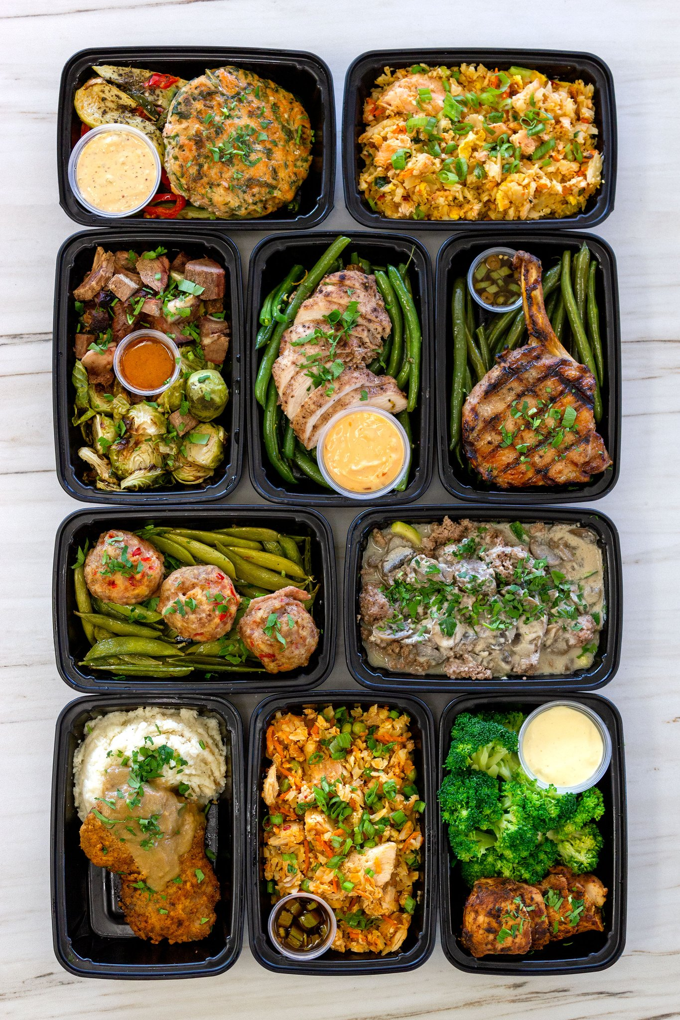 Best Meal Delivery Services, Eat To Evolve Meal Plan