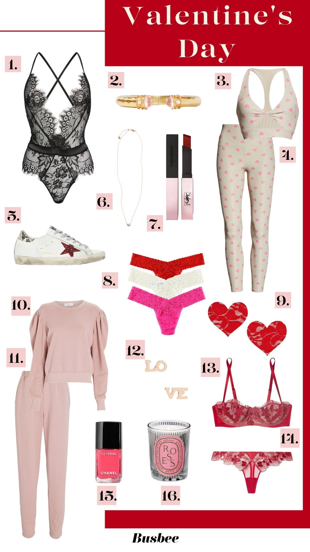 Valentine's Day Ideas, Erin Busbee of Busbee sharing what to wear, what to gift, and more!