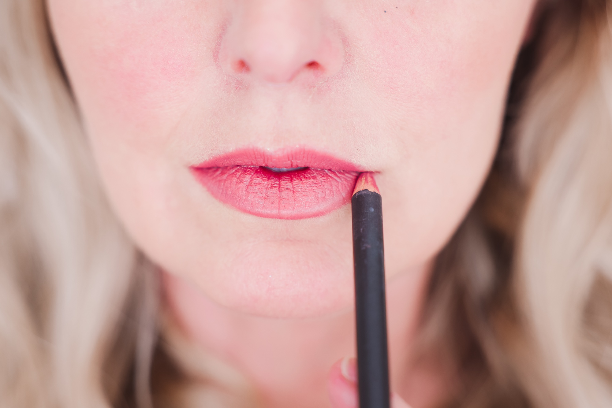 beauty tips to look younger, beauty over 40, how to look younger, beauty tips and tricks, erin busbee, line your lips