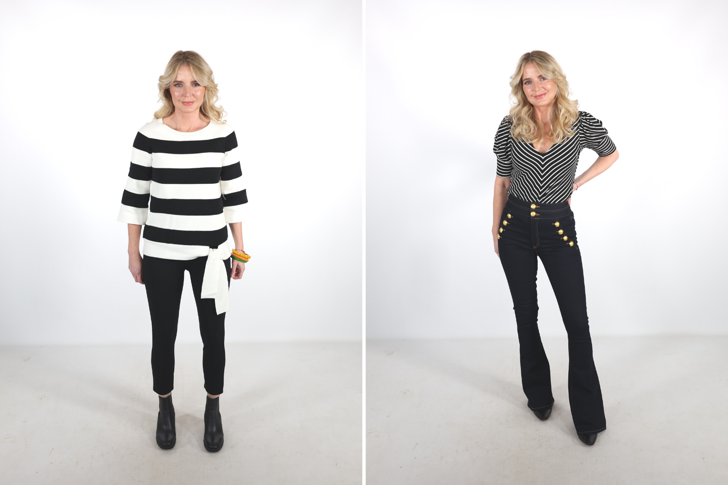 How To Look Younger & Slimmer - 5 Key Style Tips for Women Over 40