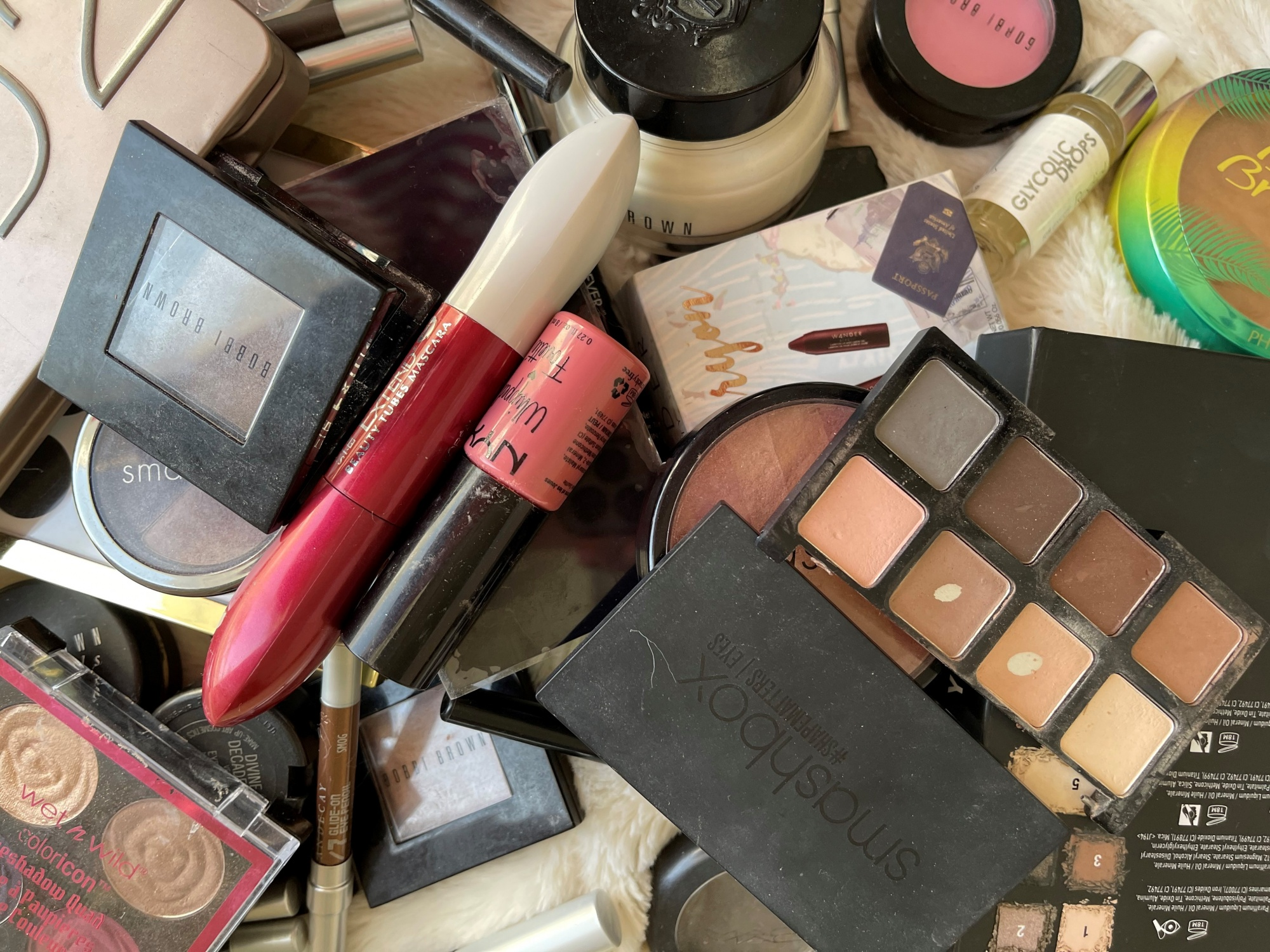 old make up common beauty questions
