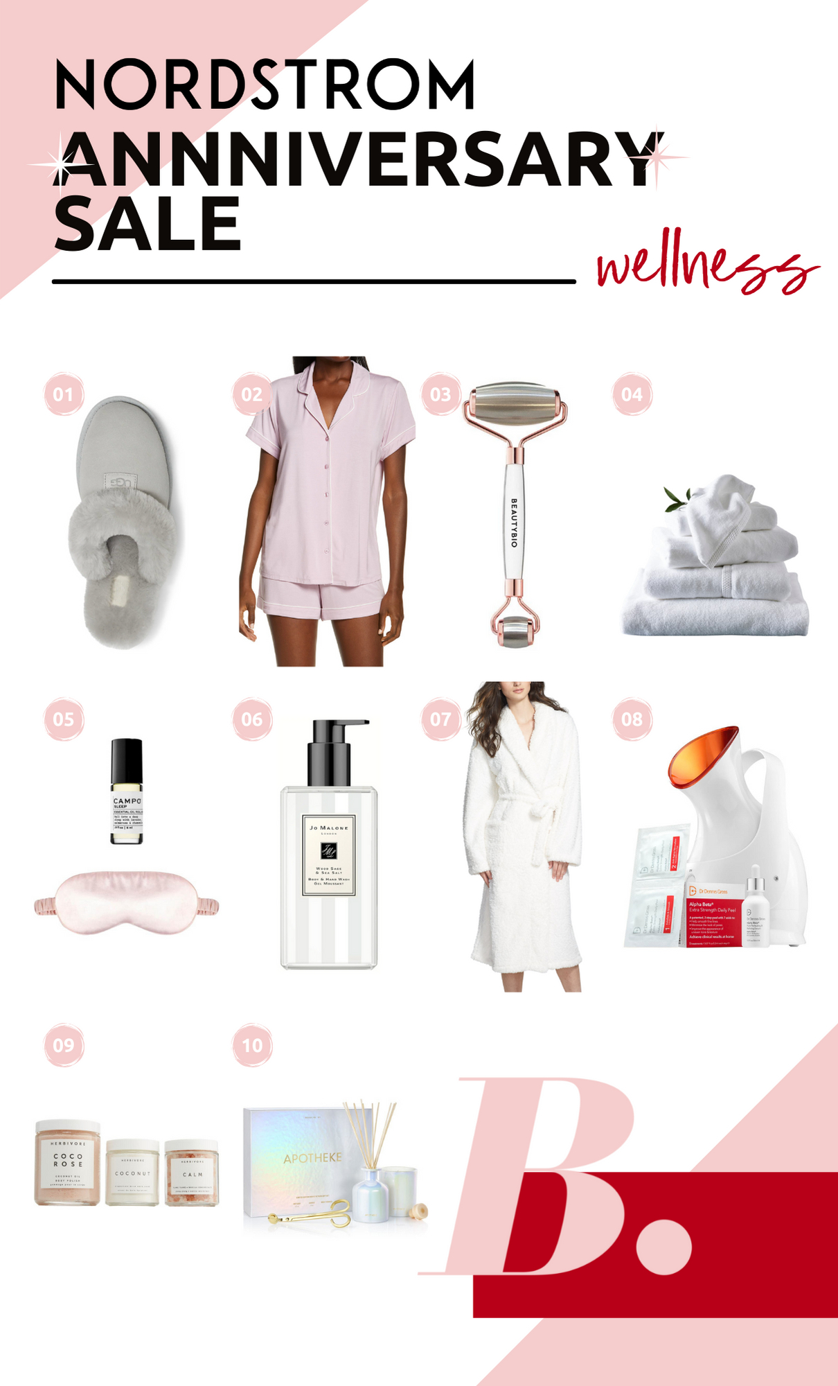 Busbee Nordstrom Anniversary Sale How To Relax At Home, relaxing spa day at home, nordstrom anniversary sale, nsale, best nordstrom sale finds