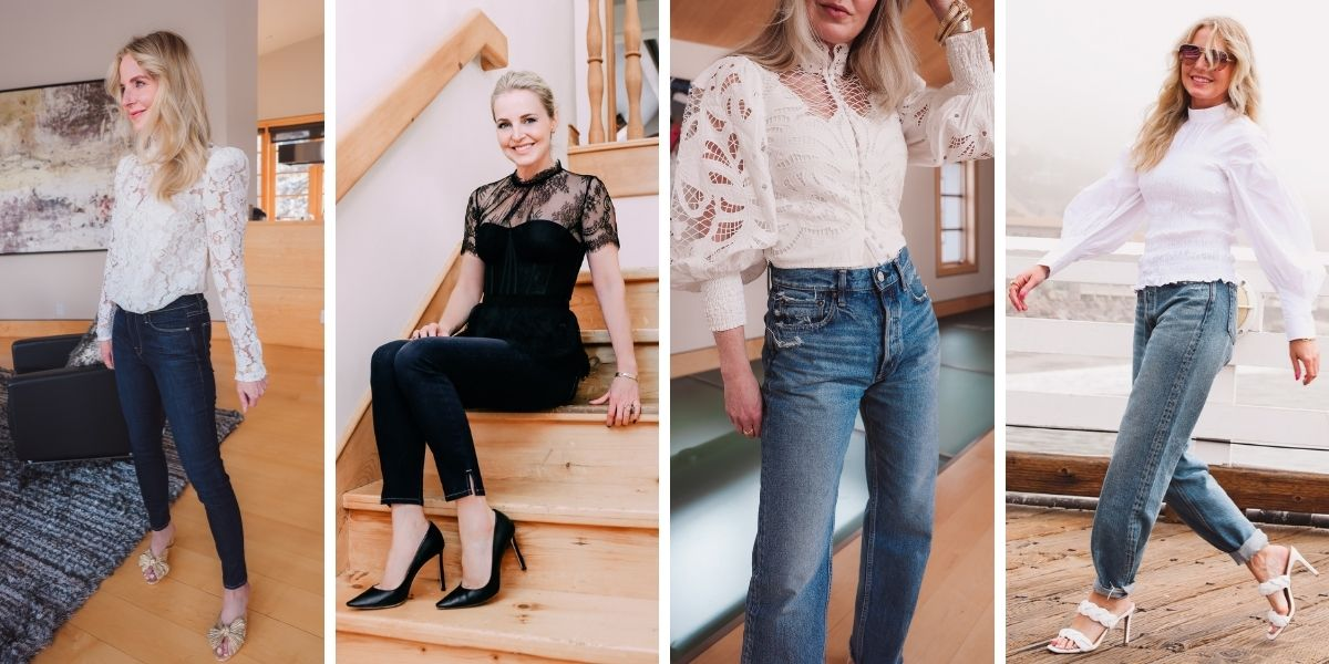 wearable fall trends, fall fashion trends, fall trends, wearable trends, how to wear trends, trends over 40, wearing trends over 40, bridgerton effect, bridgerton fashion, bridgerton dresses