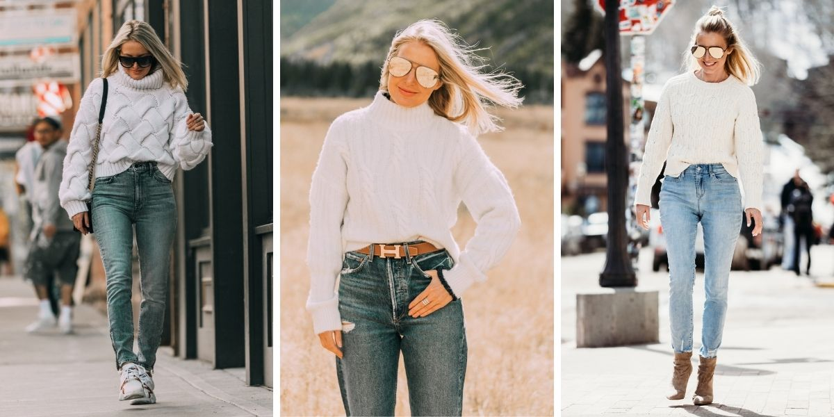 wearable fall trends, fall fashion trends, fall trends, wearable trends, how to wear trends, trends over 40, wearing trends over 40, cable knit, cable knit sweater, cable knit dresses, cable knit vests