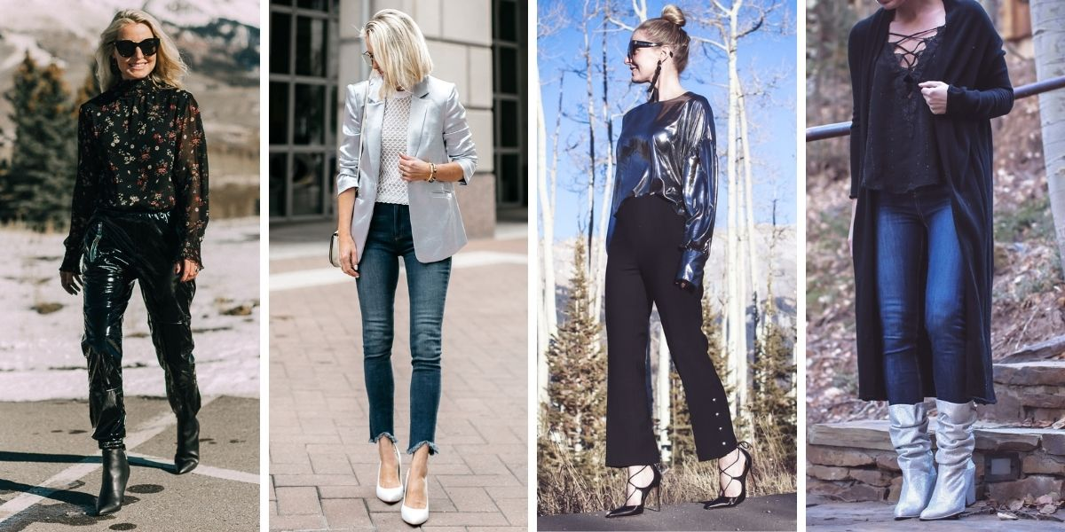 wearable fall trends, fall fashion trends, fall trends, wearable trends, how to wear trends, trends over 40, wearing trends over 40, futuristic fashion, erin busbee